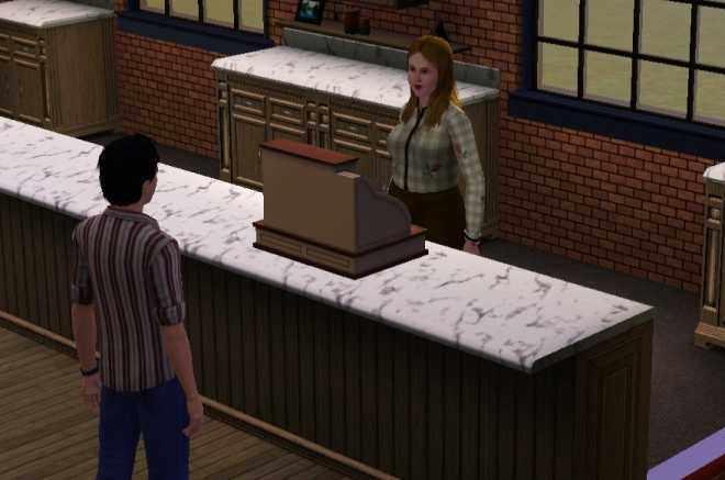 food register sims 3