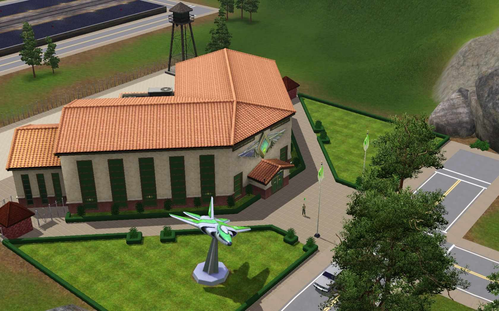 The Sims 3 Military - Become an Astronaut Lifetime Wish
