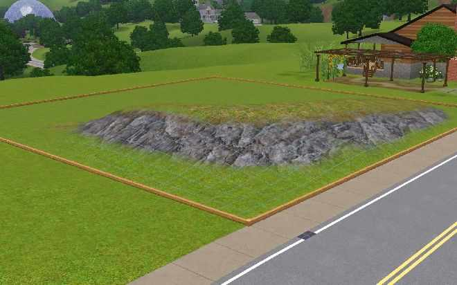 The Sims 3 Building Tutorials, How To Make A Walkout Basement Sims 3