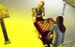 Becoming a Chess Grand Master in the Sims 3 is easy, you only need focus your efforts on the Logic skill.