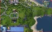 A collecting map for the Sims 3: where to find rocks gems and metals in Sunset Valley