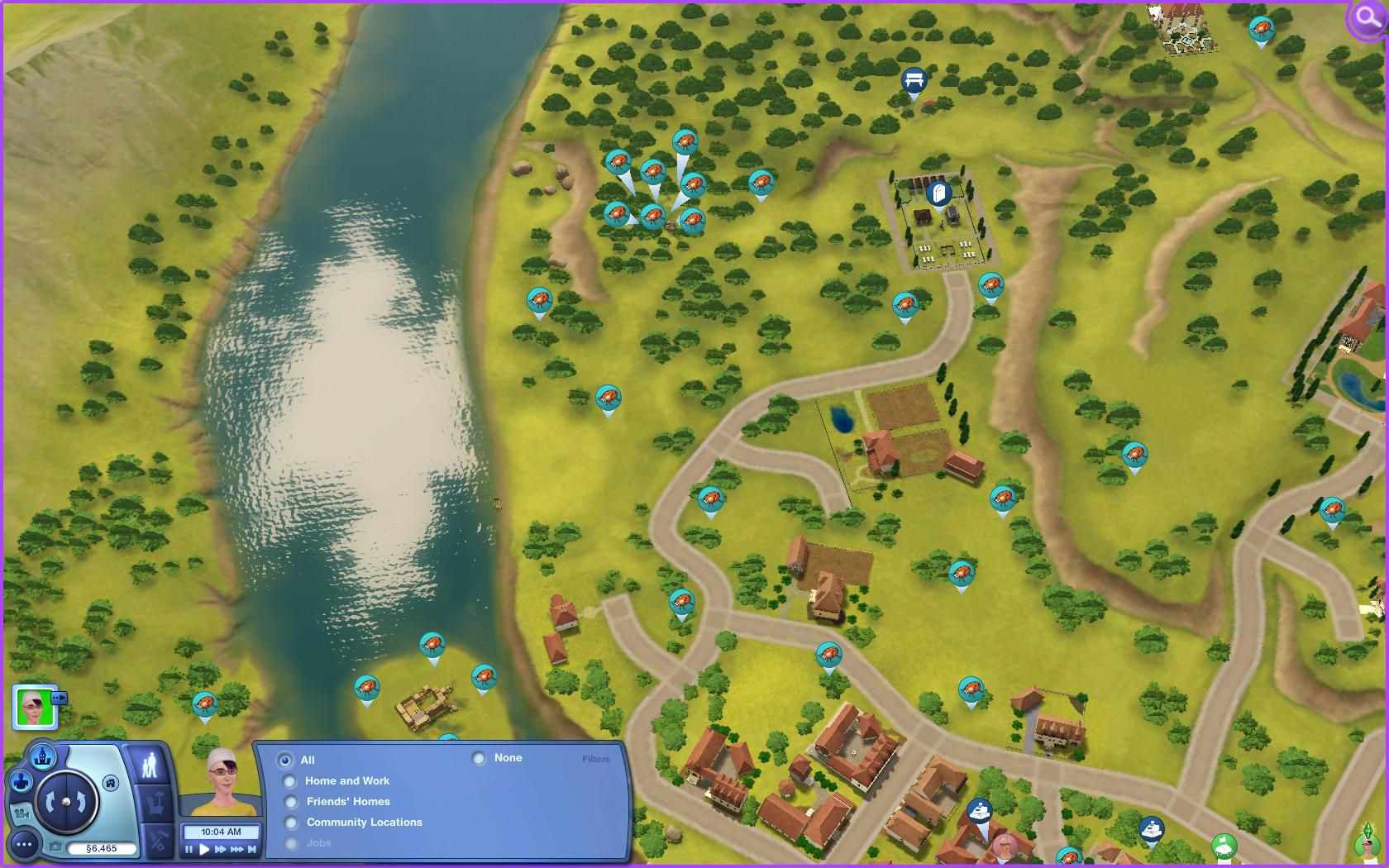 The Sims 3 World Adventures Collecting Guide   Maps