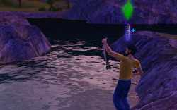 Fishing can be a very rewarding skill to pursue in the Sims 3. You can eventually catch the death fish, which is worth over 1000 simoleons