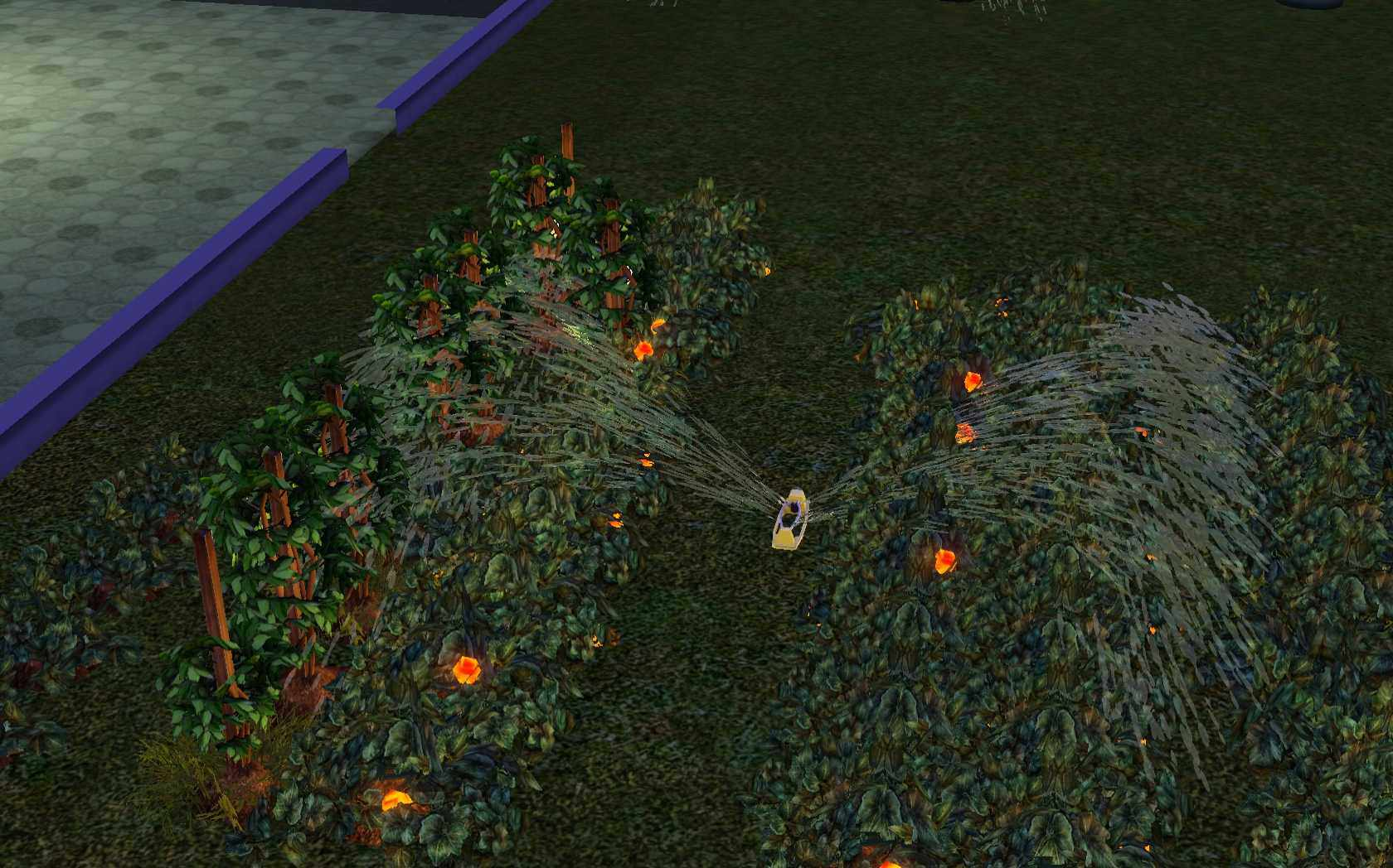 The Sims 3 Gardening Skill