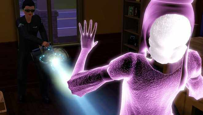 The Sims 3 Ghost Hunter Career - Jobs and Traits for Hunting Spirits