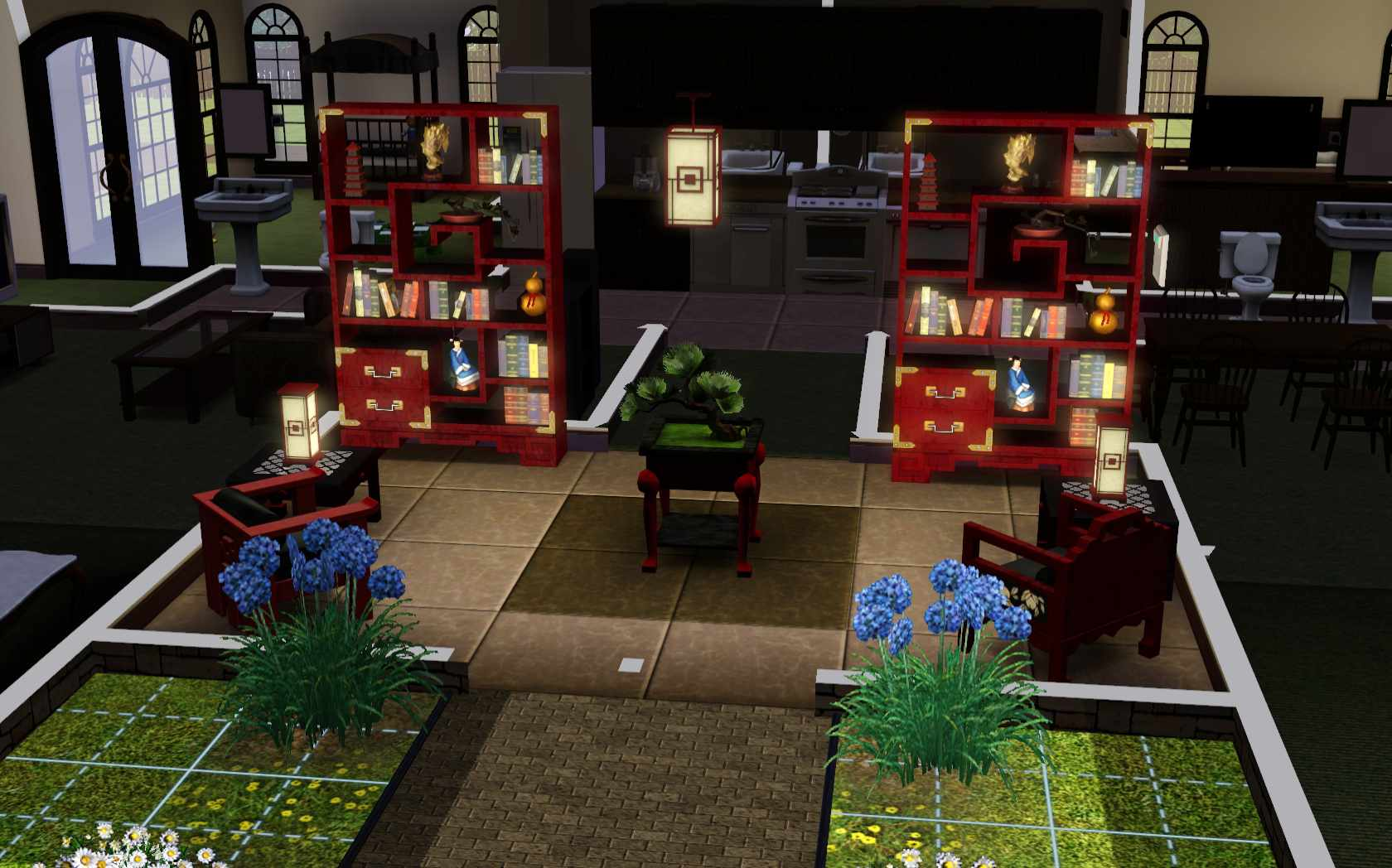 Merveilleux The Sims 3 Home Building And Design