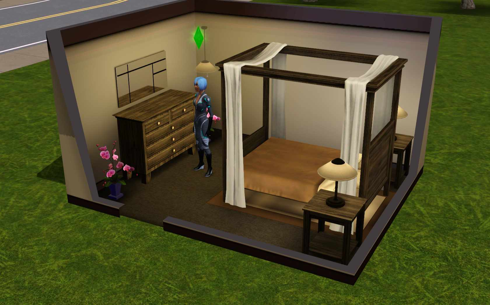 Sims 3 Bathroom Ideas Captivating The Sims 3 Room Build Ideas And Examples Design Inspiration