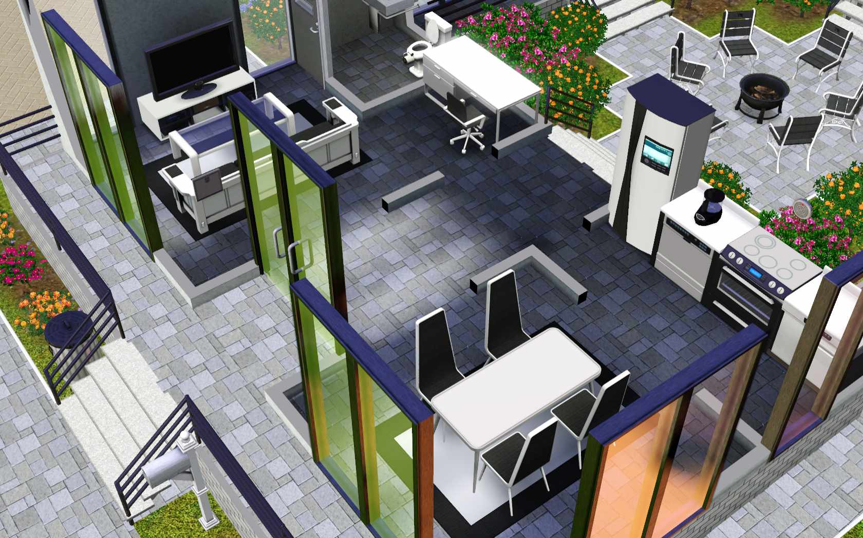 Sims 3 Home Design Hotshot   The Sims 3 Home Building And Design