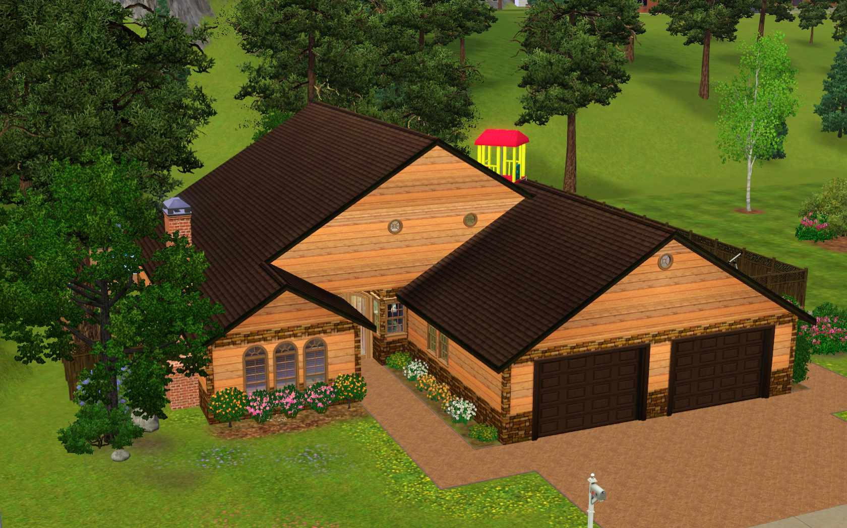 Family home ideas sims 3