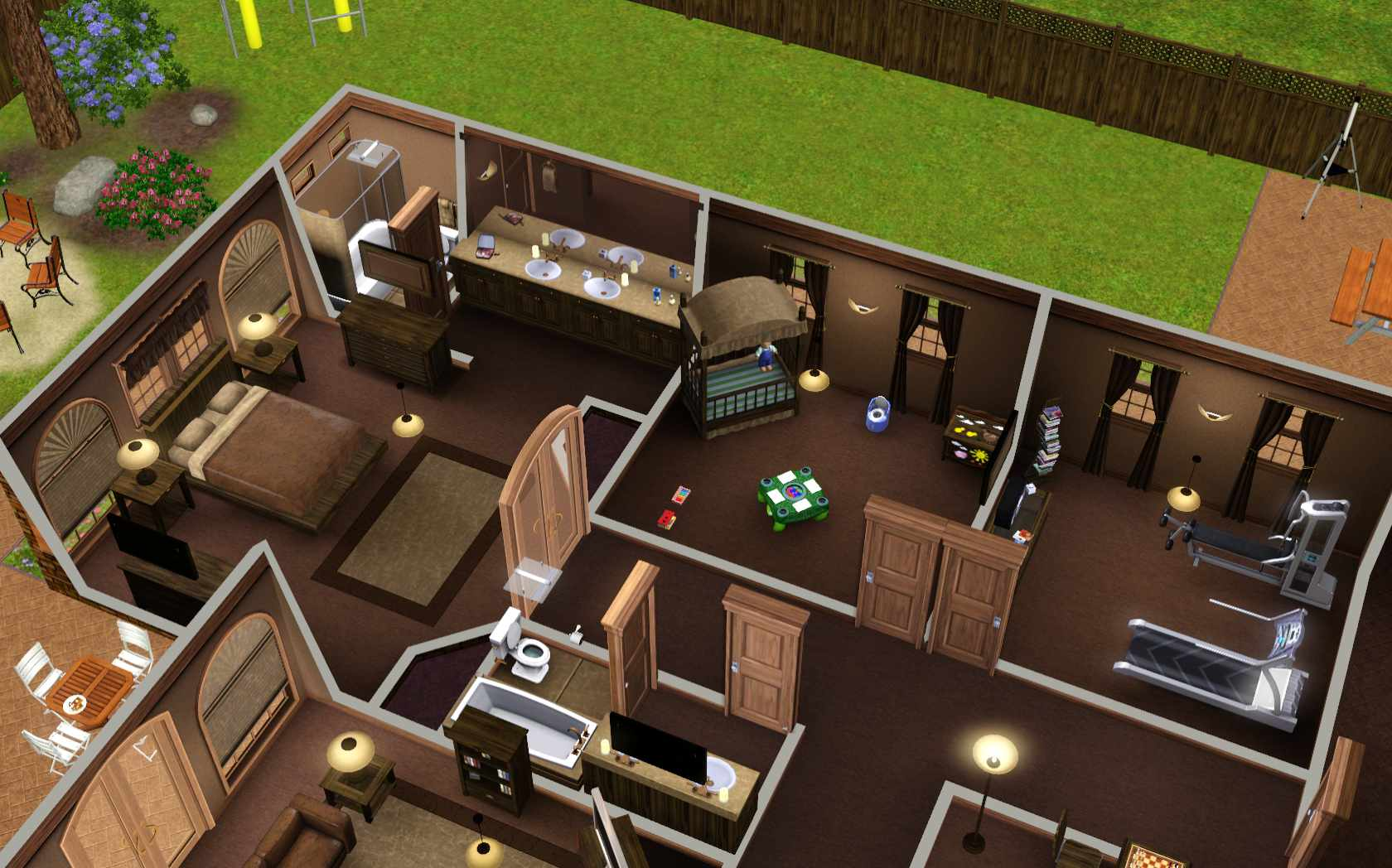 the sims 3 home building and design - Sims 4 Home Design