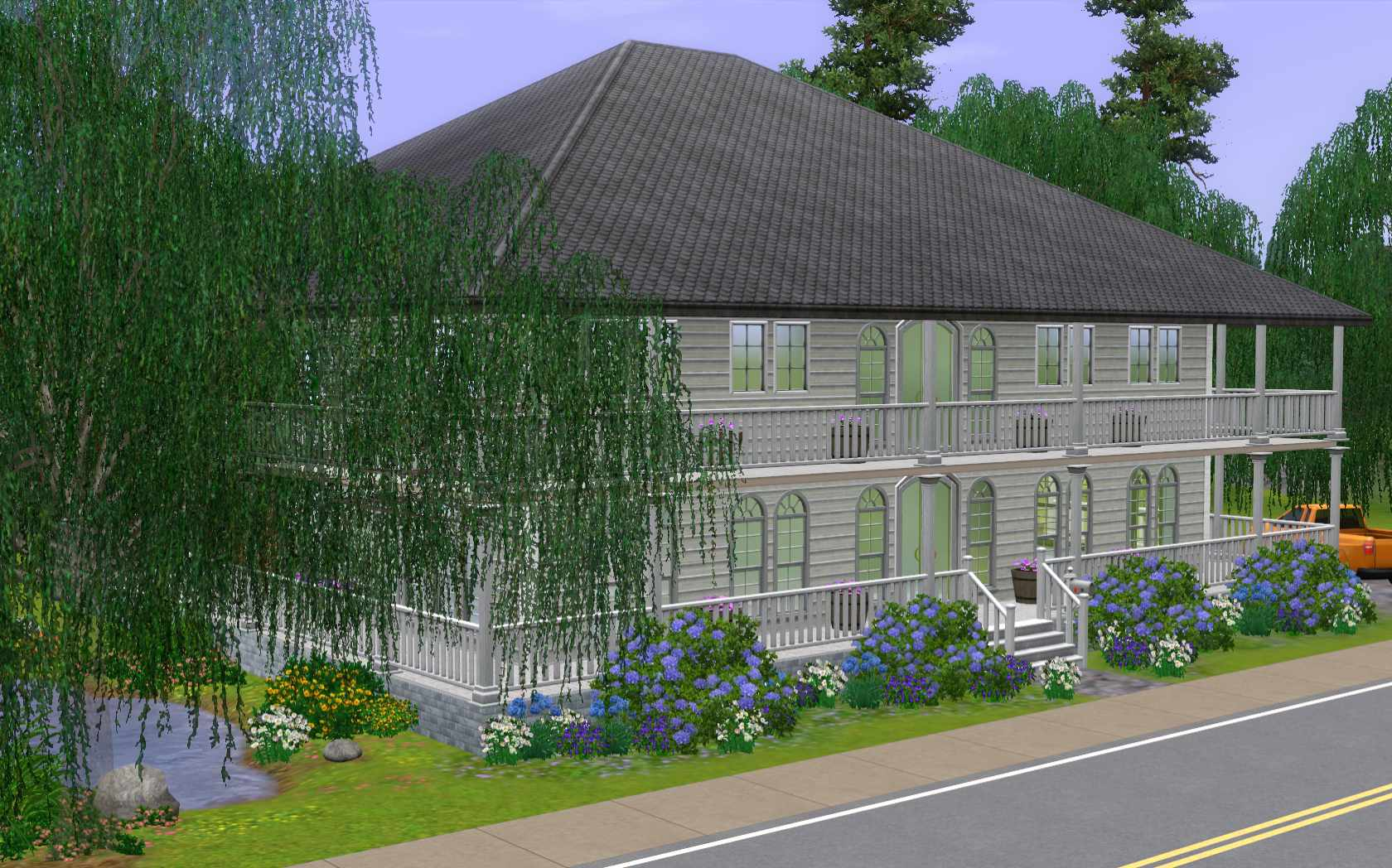 The Sims Room Build Ideas And Examples - Cool sims 3 houses