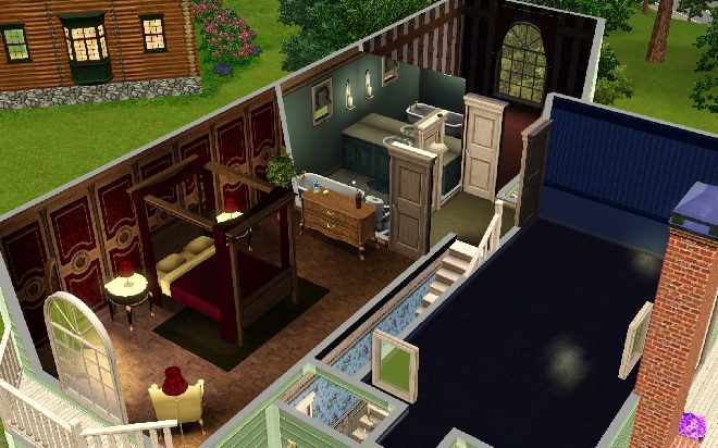 The Sims 3 Home Building and Design