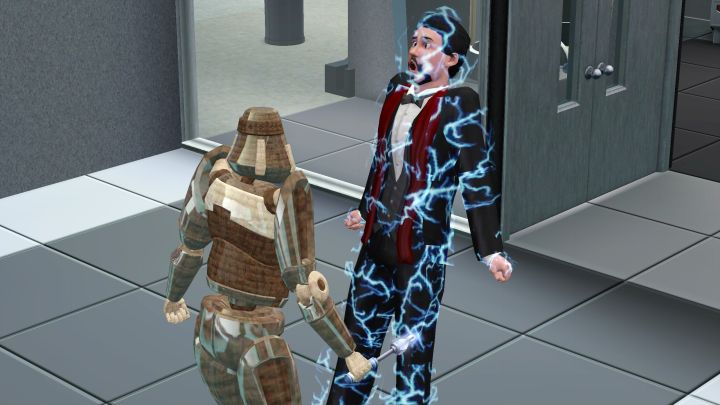 The Sims 3 Into the Future: More than a Machine LTW