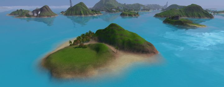Unlocking the Uncharted Island, Cay to the City, requires you to rescue 35 victims as a Lifeguard