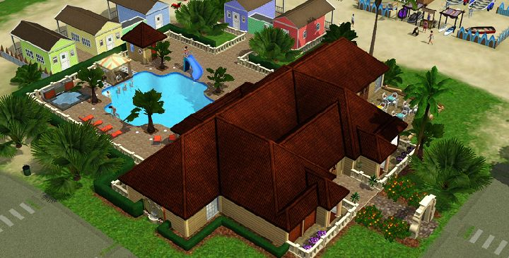 The Sims 3 Island Paradise - manage your own resort