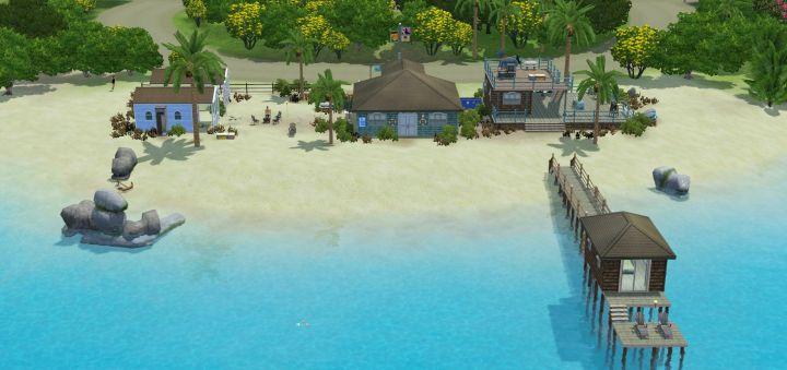 Sims 3 Island Paradise Resorts: Tutorial