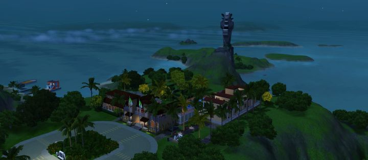 Starting your first Resort in Island Paradise