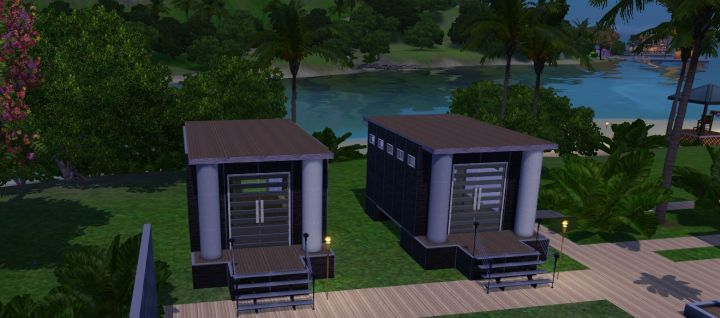 VIP Rooms in The Sims 3 Island Paradise Resort Management Feature