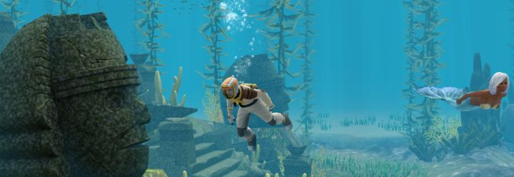 The Sims 3 Island Paradise Expansion - Scuba Diving