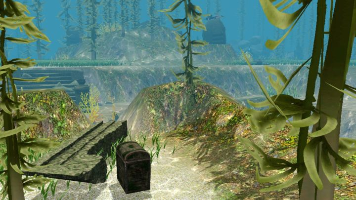 The Sims 3 Island Paradise - The Second Treasure Chest at Pearl's Deep is oen of the best in the   Expansion