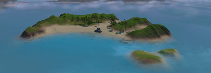 The Sims 3 Island Paradise Expansion: Uncharted Islands - Diver's Den