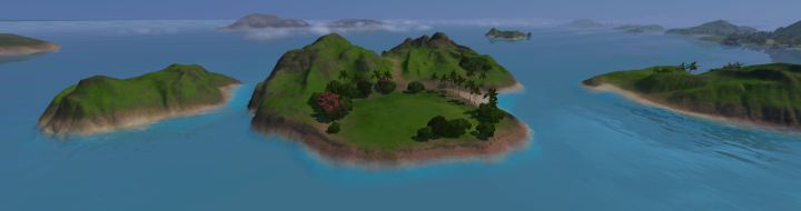 The Sims 3 Island Paradise Expansion: Uncharted Islands - No Trouble Atoll