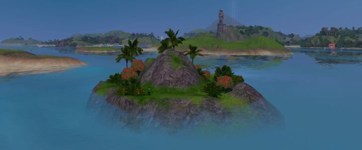 The Sims 3 Island Paradise Expansion: Uncharted Islands - Plunder Cove