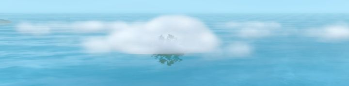 An Uncharted Island, waiting to be discovered in The Sims 3 Island Paradise