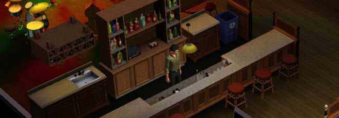 The Sims 3 Late Night Mixologist