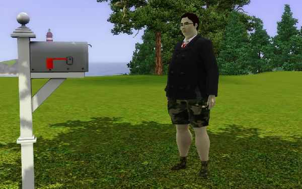 sims 3 leader of the free world