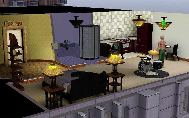 The Sims 3 Late Night Lifestyle Of The Rich And Famous