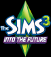 The Sims 3 Into the Future Game Logo