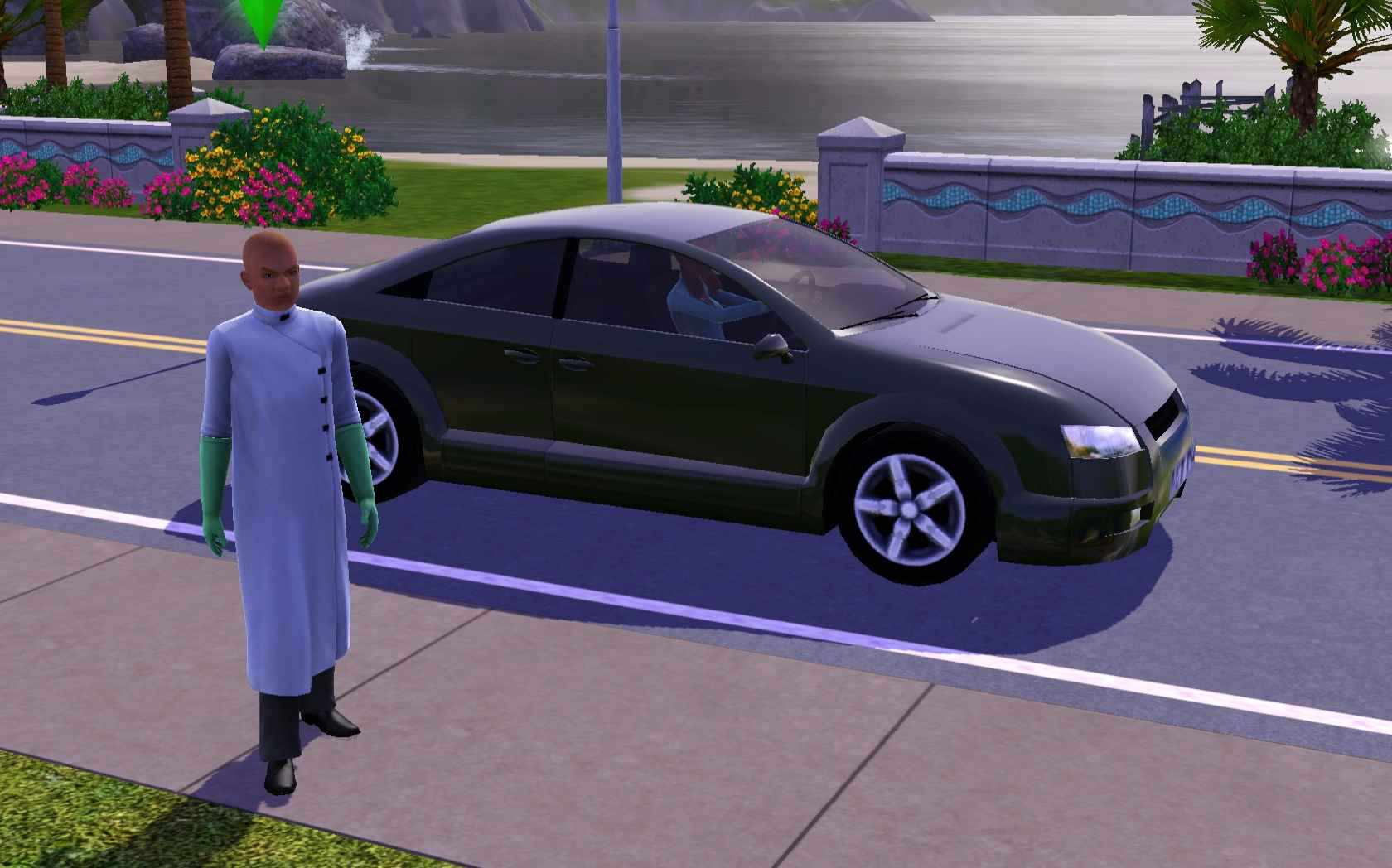 The Level 10 Doctor Uniform In Sims 3 For World Renowned Surgeon Shows