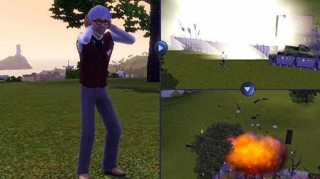 The Sims 3 Monster Maker