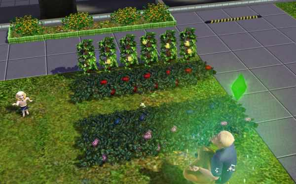 The Sims 3 World Adventures Nectar Making: a garden will be necessary to produce the finest nectar.