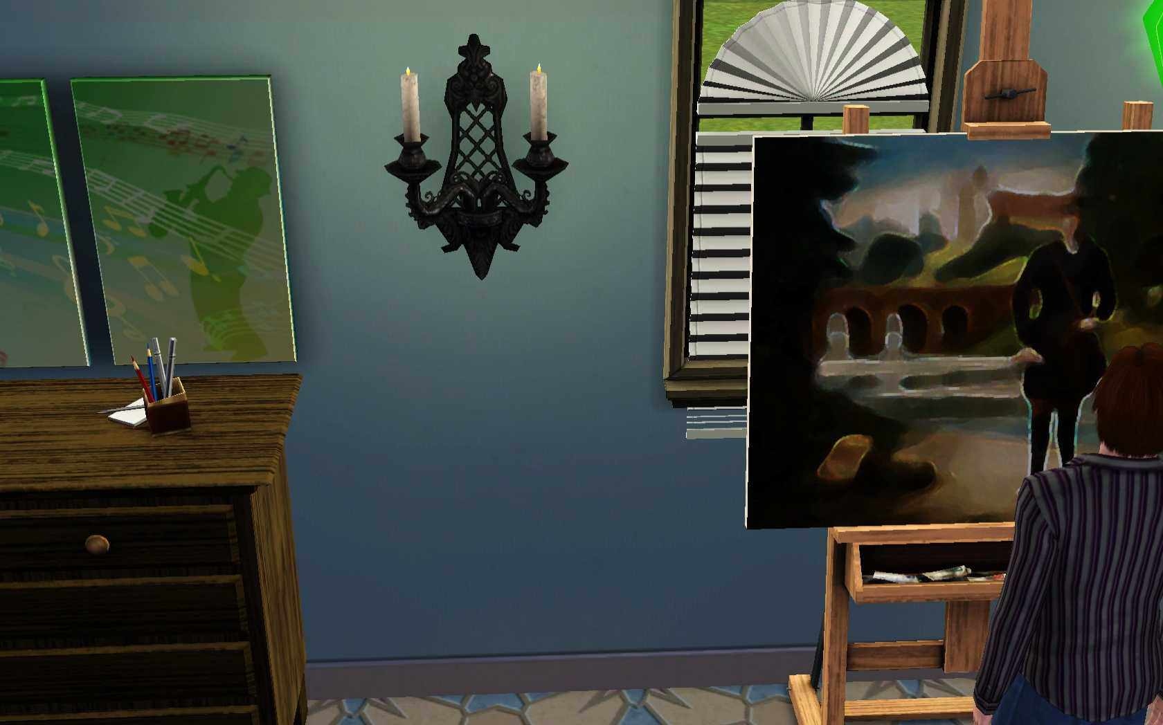 Later Your Sims Will Be Able To Paint Masterpieces