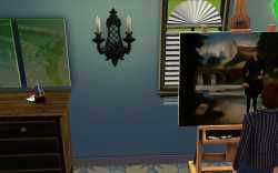 Later, your Sims will be able to paint masterpieces.