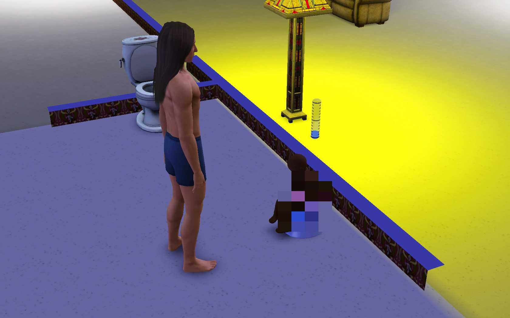 Sims 3 Parenting Potty training a toddler  The Sims 3 Baby and Toddler Guide. Sims Freeplay Baby Toilet