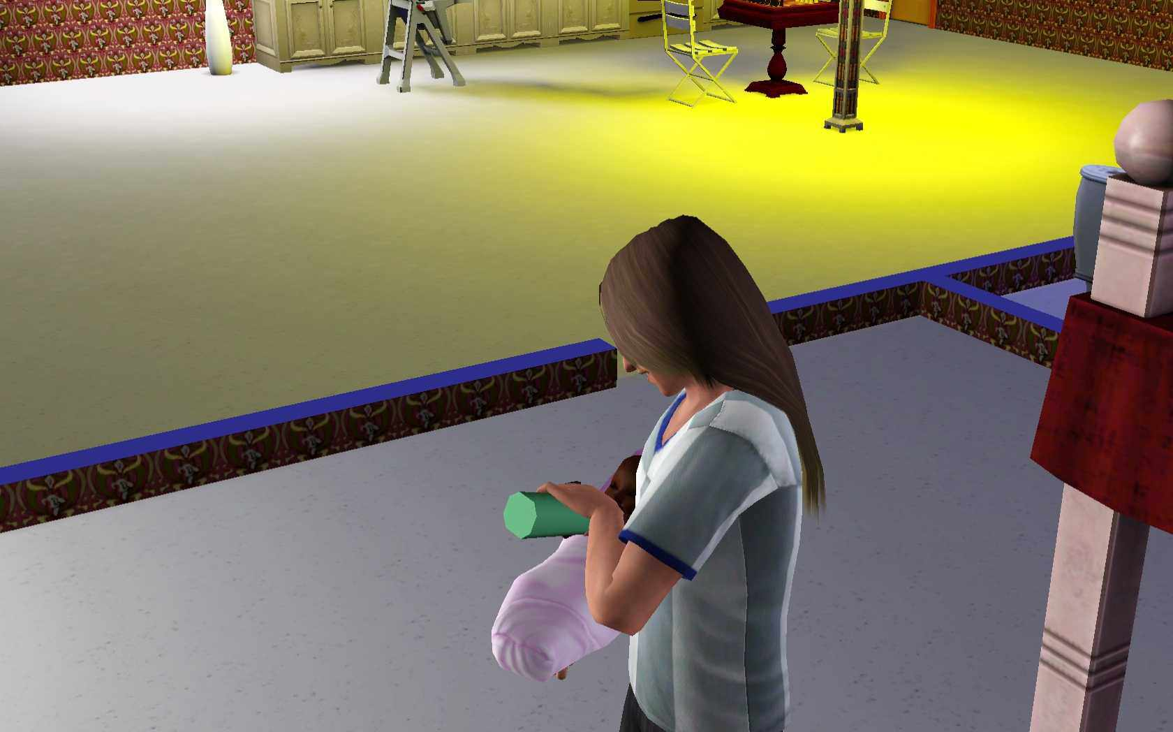 Sims 3 Parenting  Feed the Baby. The Sims 3 Baby and Toddler Guide