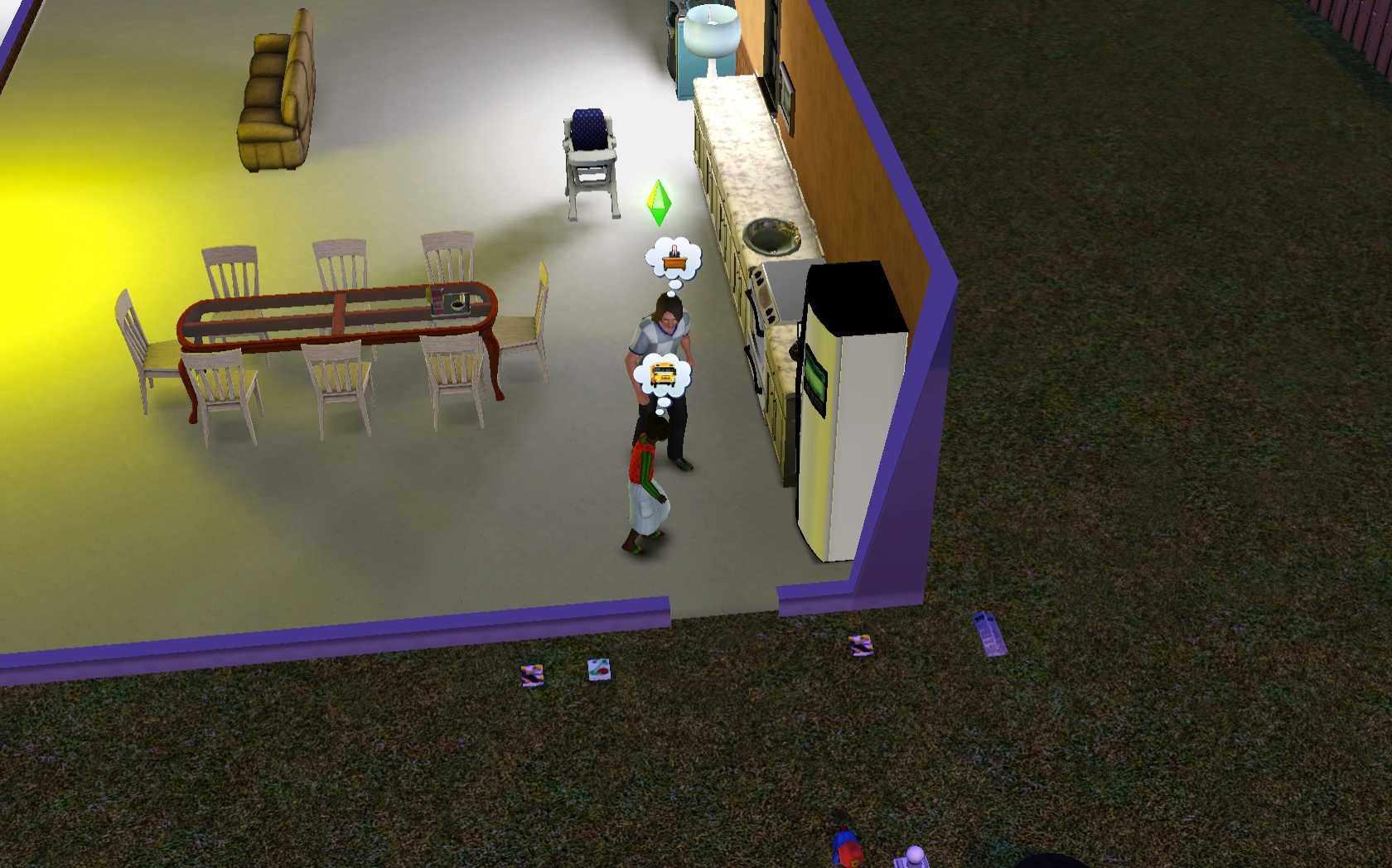 Do homework sims 3 xbox