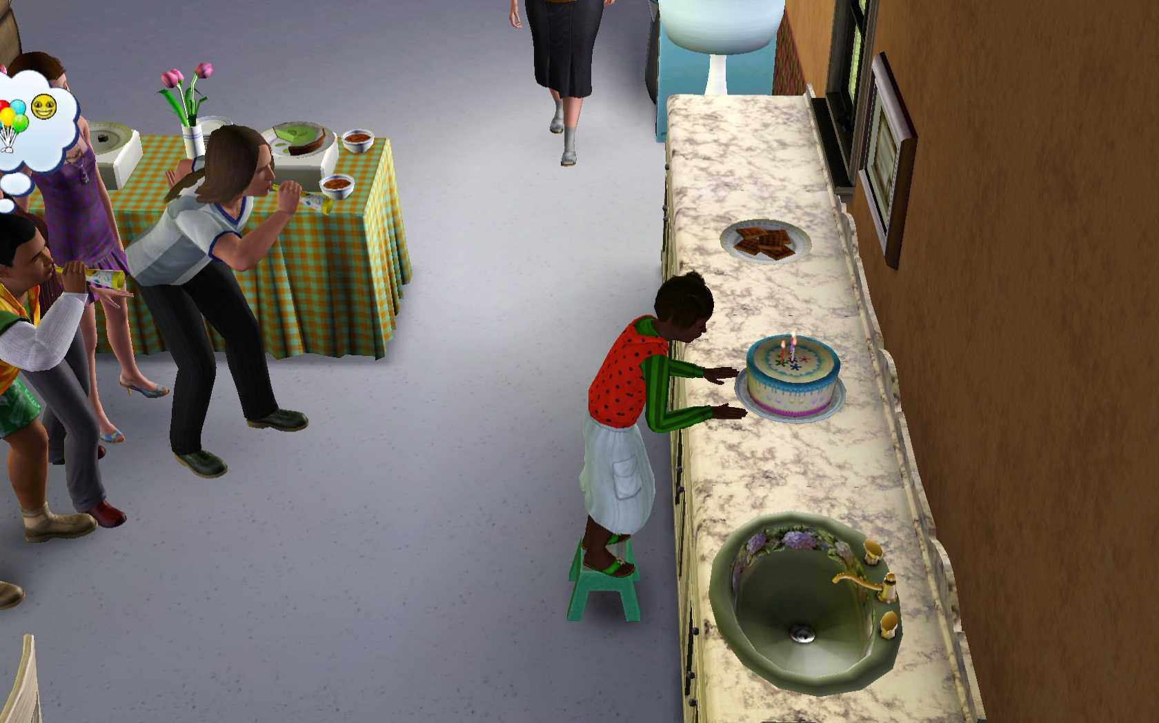The Sims 3 Children: Life, Skills, and School