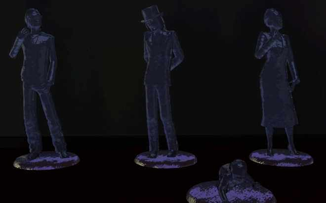 Sims 3 Ambitions Sculpting - Ice Sims