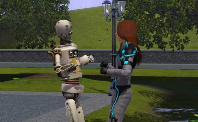 Dancing with Simbot