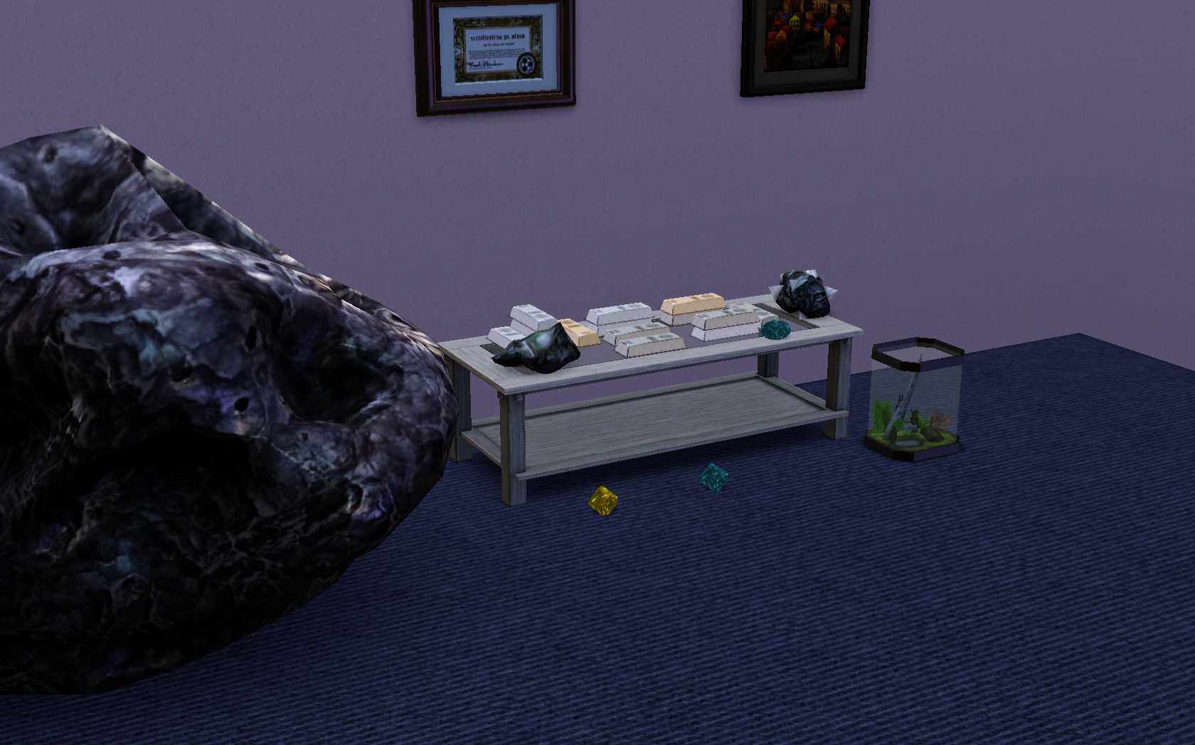 Collecting In The Sims 3
