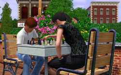 Logic in the Sims 3
