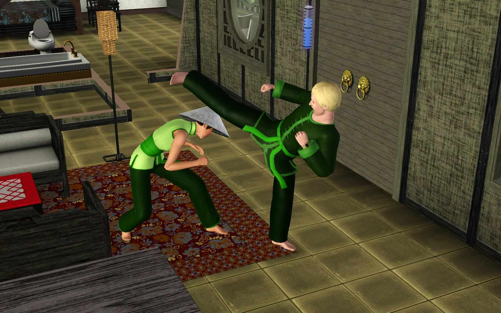 How to start hookup someone in sims 3