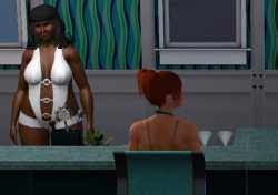 Mixology, the Art of Making Mixed Drinks in The Sims 3 Late Night