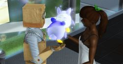 Advanced Technology Skill in The Sims 3