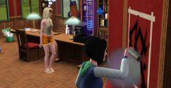 Street Art in The Sims 3 University Life