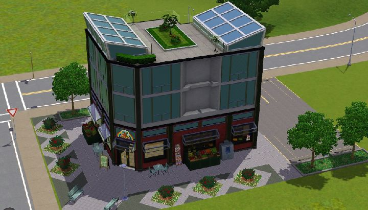 The Sims 3 Town Life Stuff Pack Info